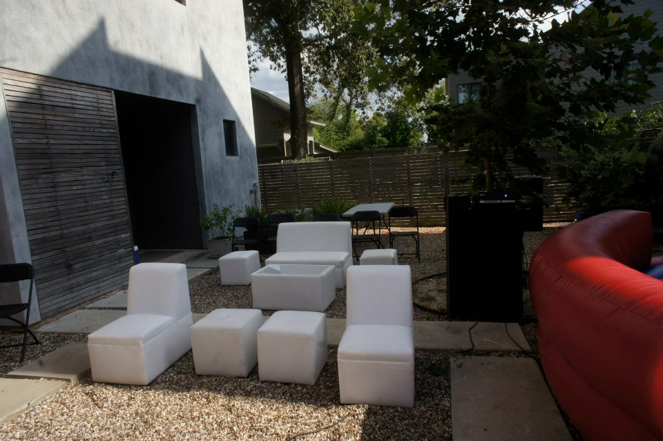 Outdoor Party Furniture
