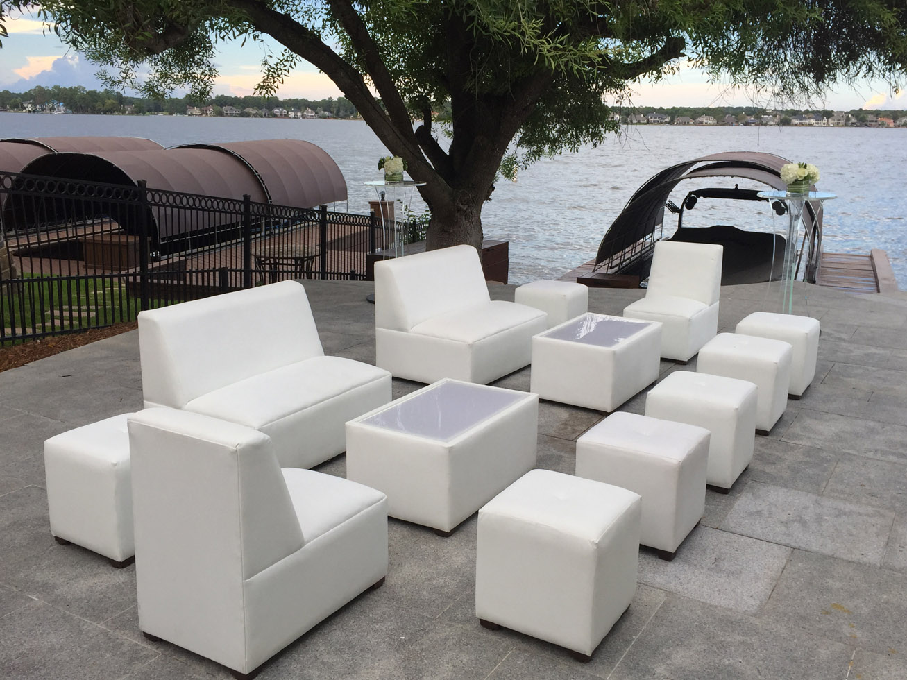 Lounge Furniture Party Rentals