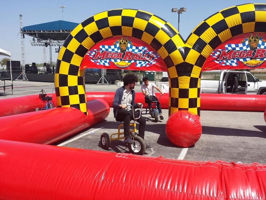 Adut Trikes Racing Track