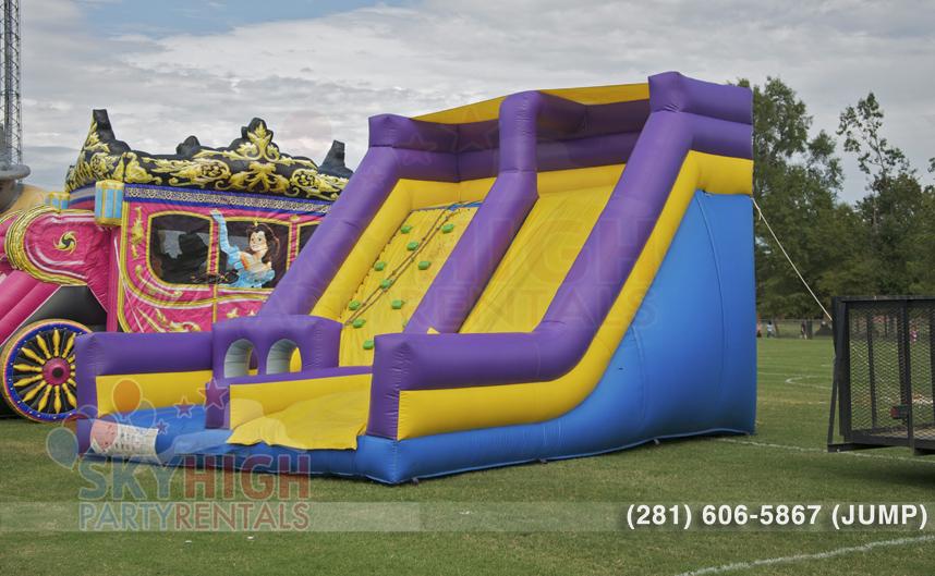 inflatable rockwall inflatable