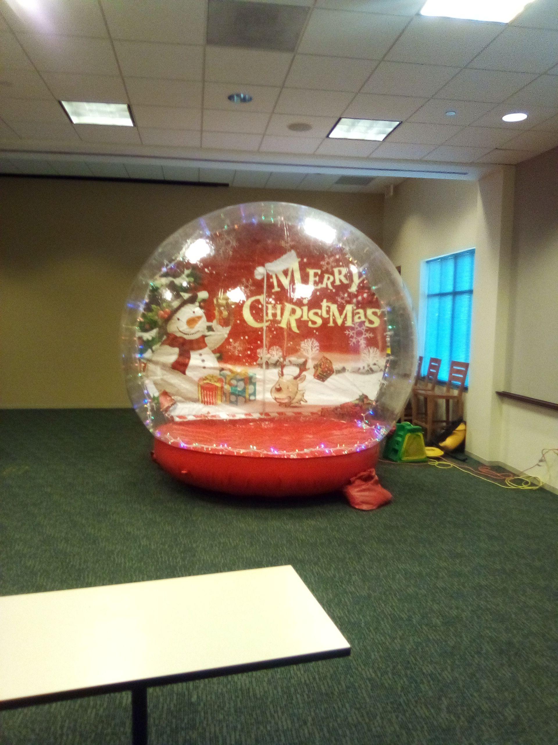 Snow Globe Inflatables
