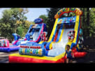 Mickey Mouse Water Slide Rentals Youtube