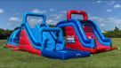 140ft Texas Obstacle Course Youtube