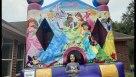 Princess Kids Bouncy Castle Youtube