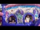 Princess Toddler Moonwalk Youtube