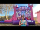 Minnie Mouse Daisy Water Slide Rentals Youtube