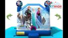 Frozen moonwalk and slide Youtube 2