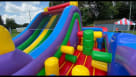 San Antonio Retro Radical Obstacle Slide and Wall Youtube