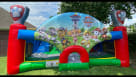 Paw Patrol Toddler Bounce House Rentals Youtube