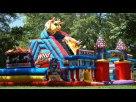 Amusement Park Jump House Youtube