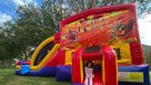 Thanksgiving 3in1 Obstacle Bounce House Youtube