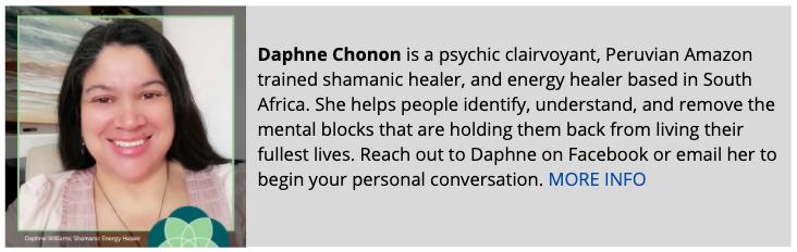 Daphne Chonon - HWL - BLM