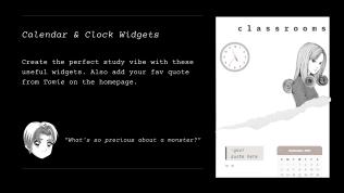Junji Ito Horror-Theme Notion Template For Study | Prototion