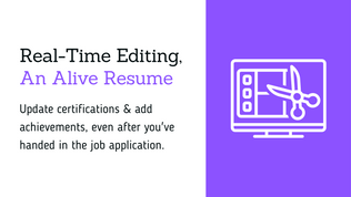 Modern Resume | CV Built Using Notion | Get Template Now!