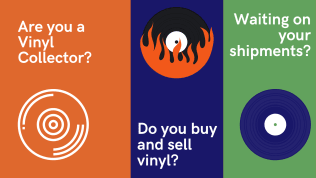 Vinyl Organization | Free Notion Template | Prototion