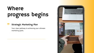 Strategic Marketing Plan   Free Notion Template   Prototion