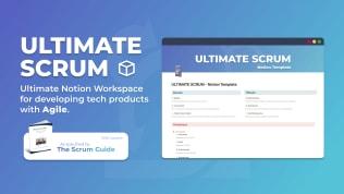 Agile Scrum Pack   Premium Notion Templates   Prototion