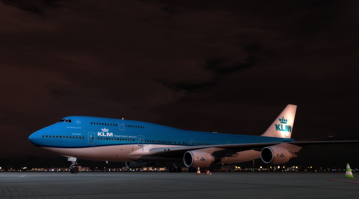 B74E KLM