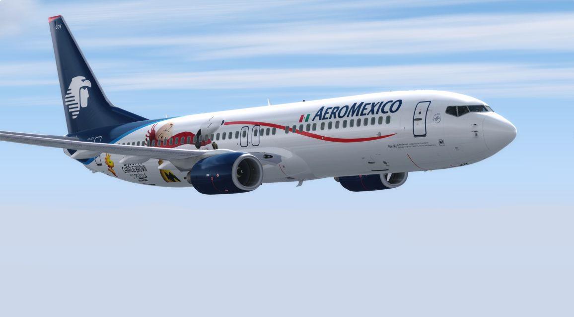 Aeromexico B738