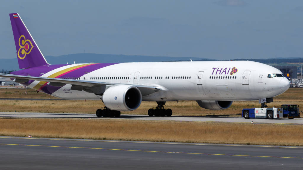 Boeing 777-3D7(ER)
