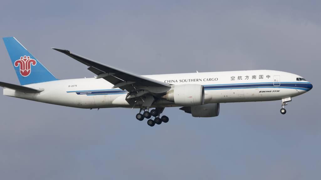 Boeing 777-F1B