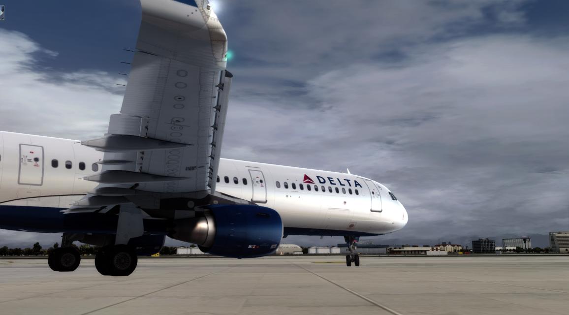 DAL A321