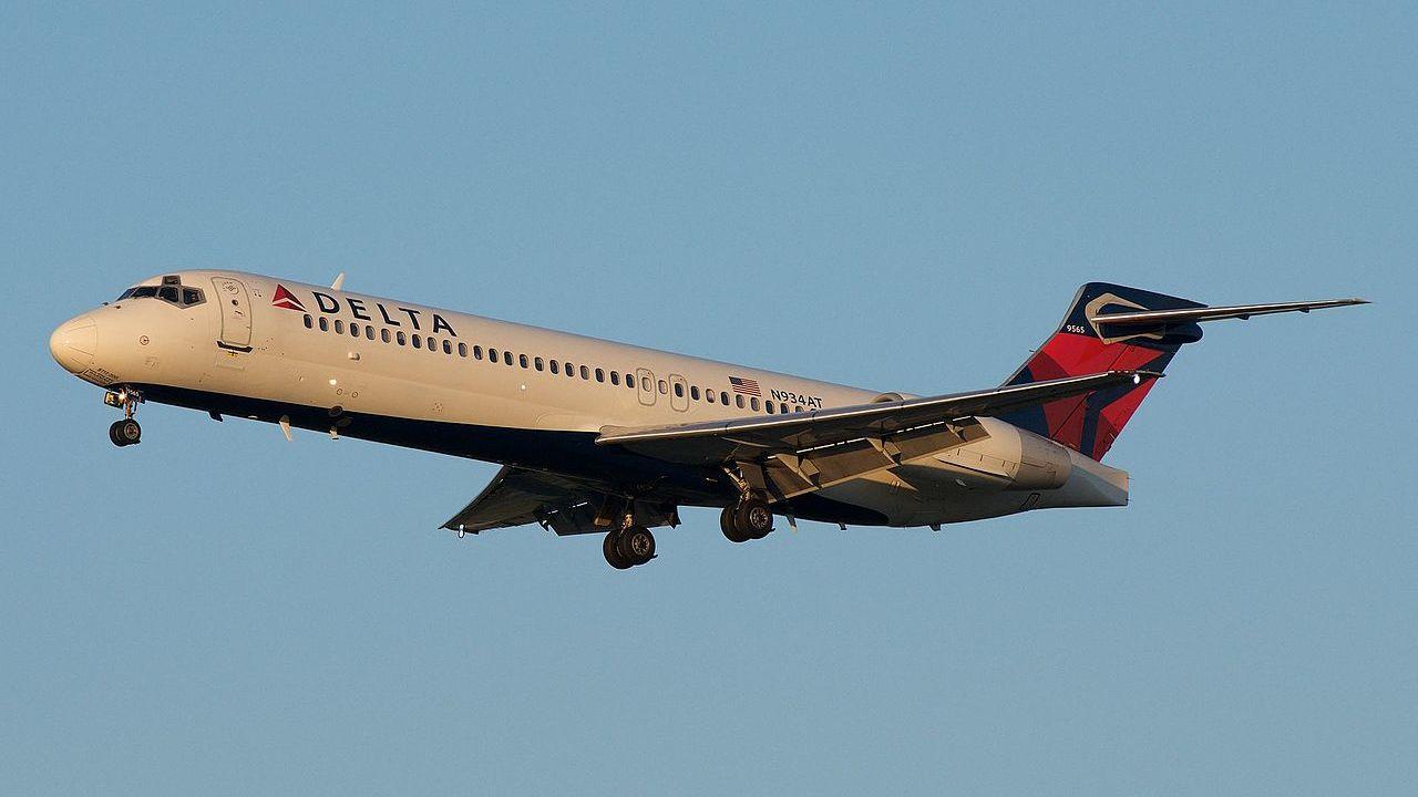 Boeing 717-2BD