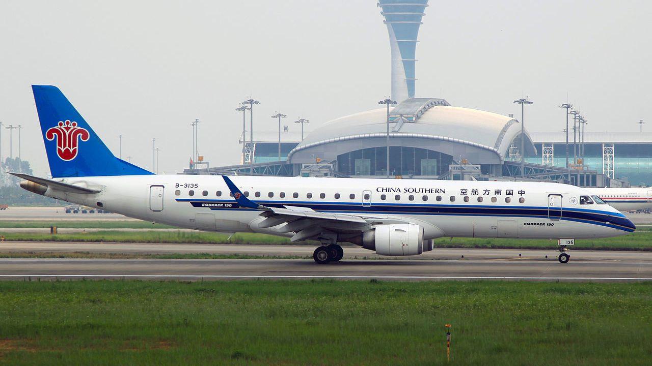 Embraer ERJ-190LR