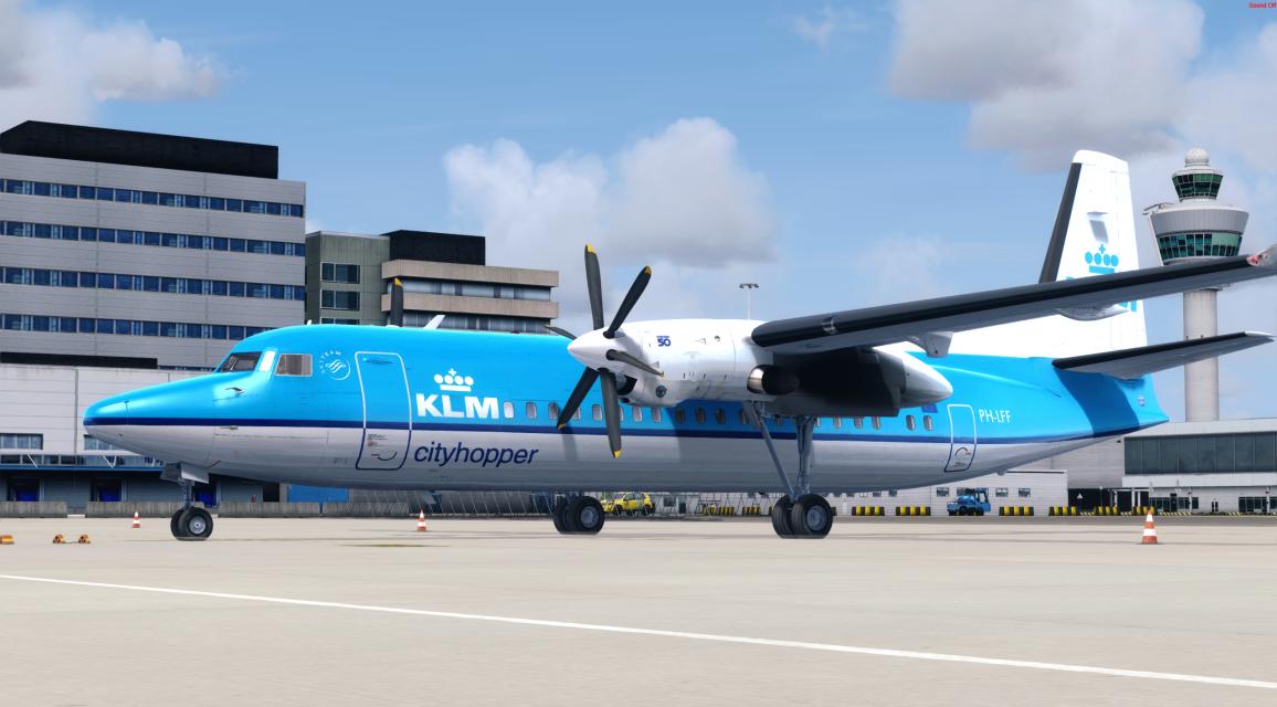 F50 KLM