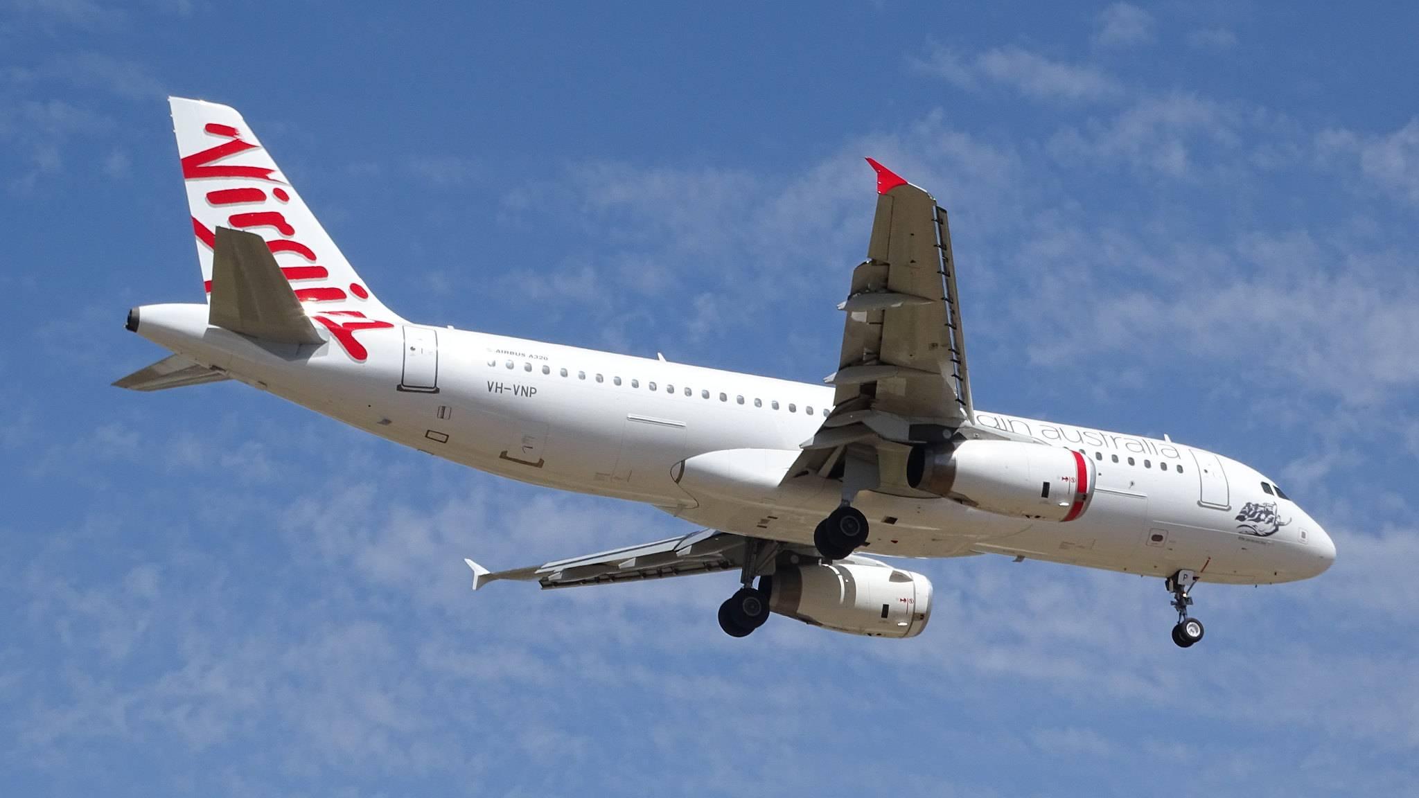 Airbus A320-231 Regional