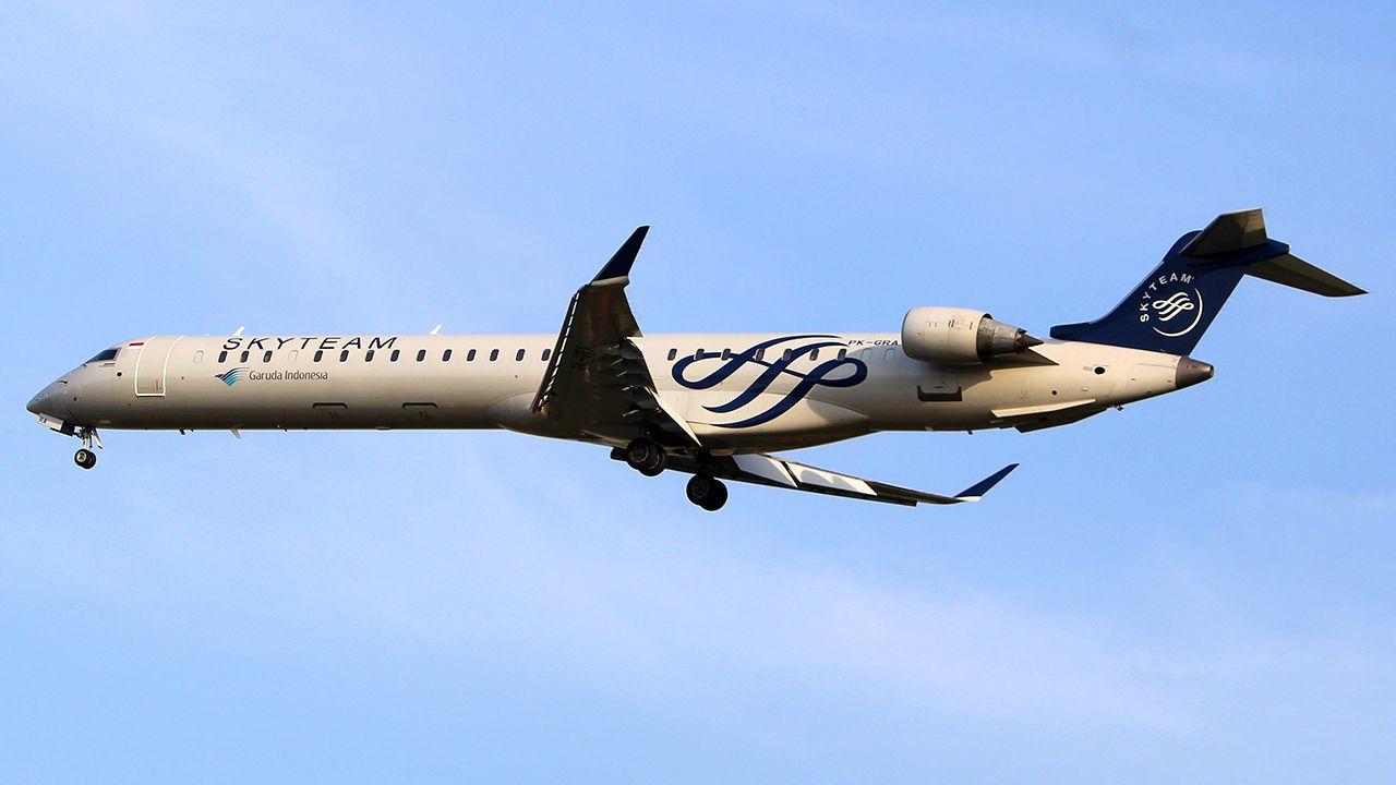 Canadair CL-600-2E25 Regional Jet CRJ-1000ER