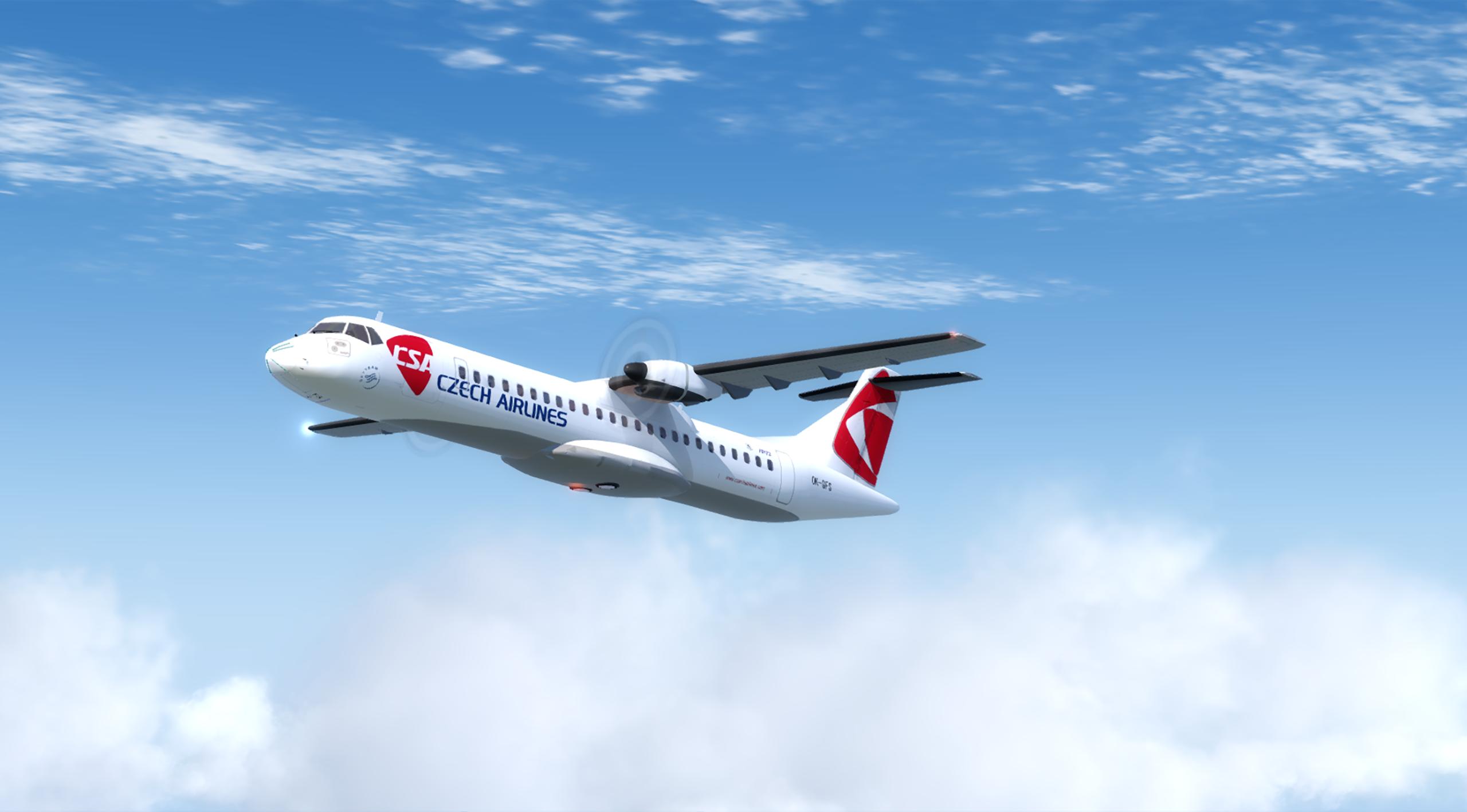 CSA ATR72