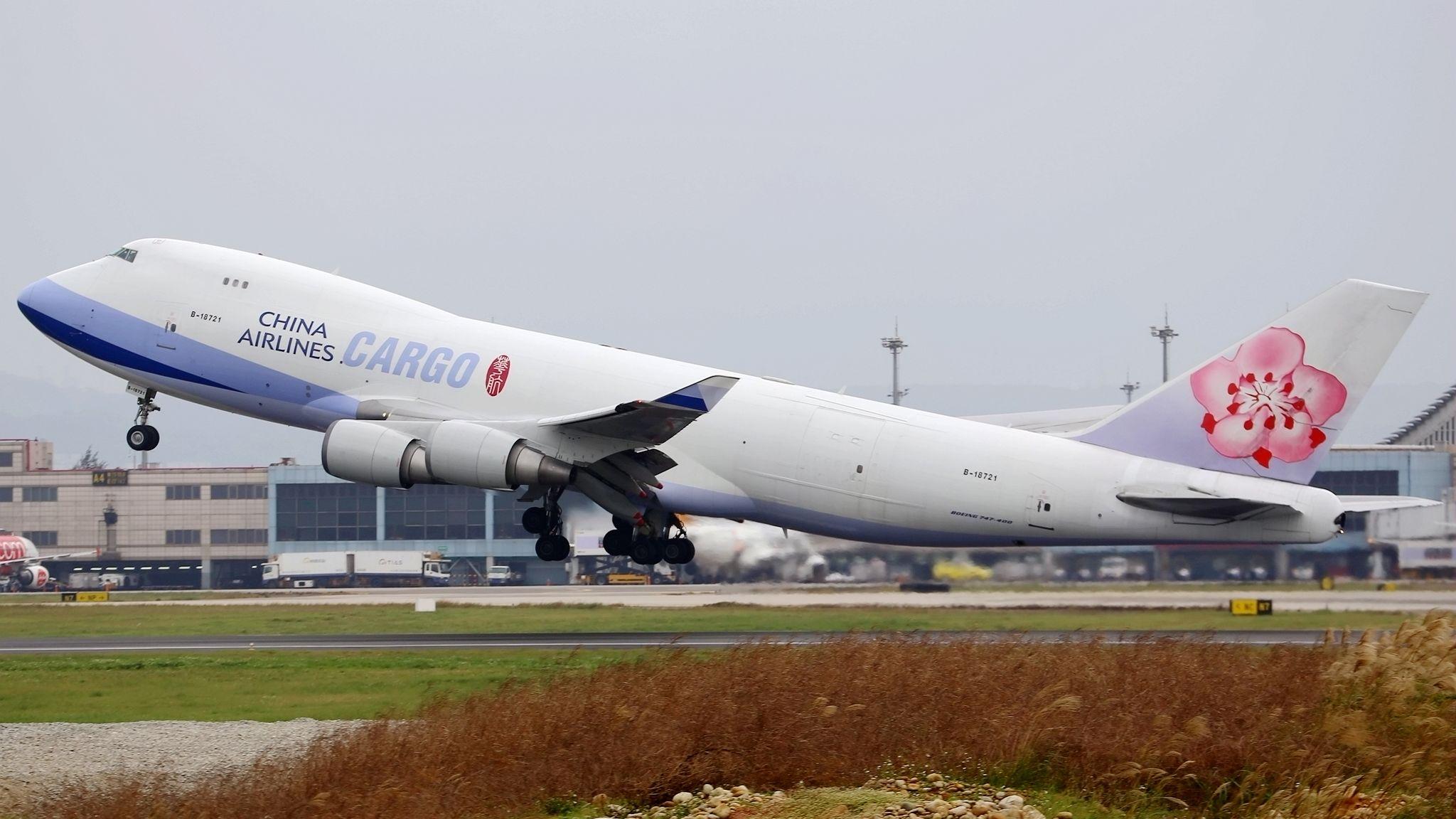 Boeing 747-409F