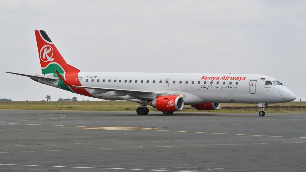 Embraer ERJ190AR