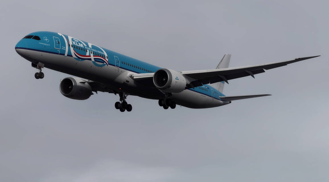 KLM B78X