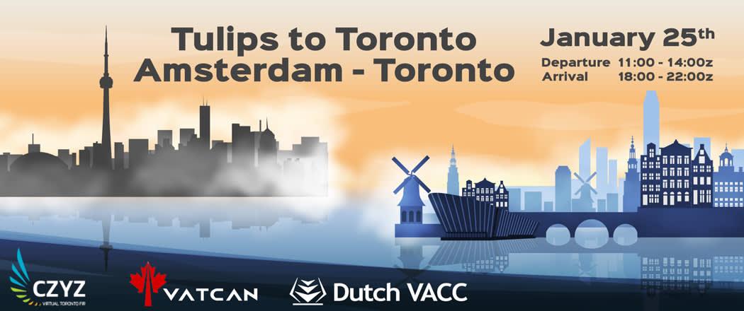 Tulips to Toronto 2020
