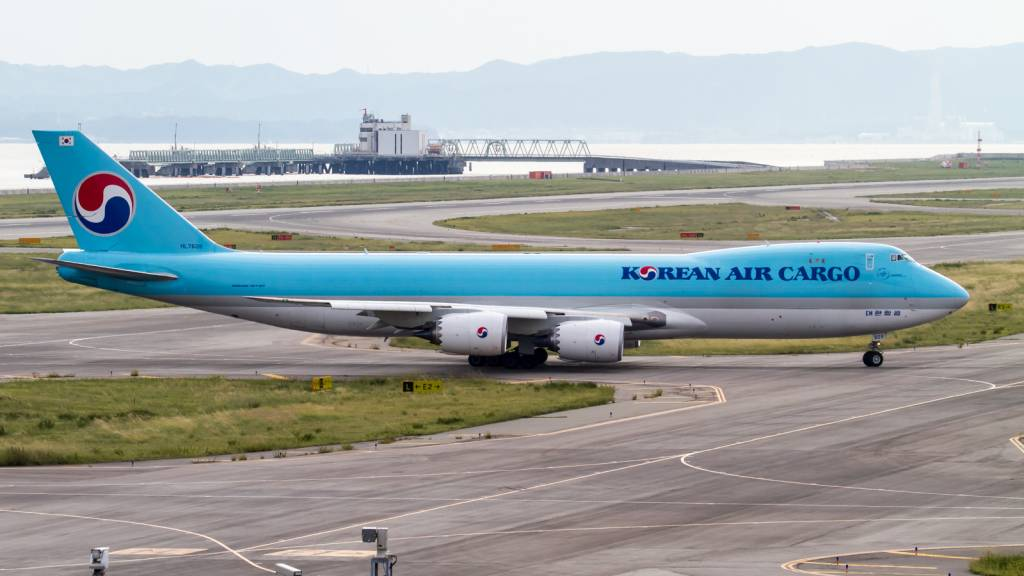 Boeing 747-8B5F