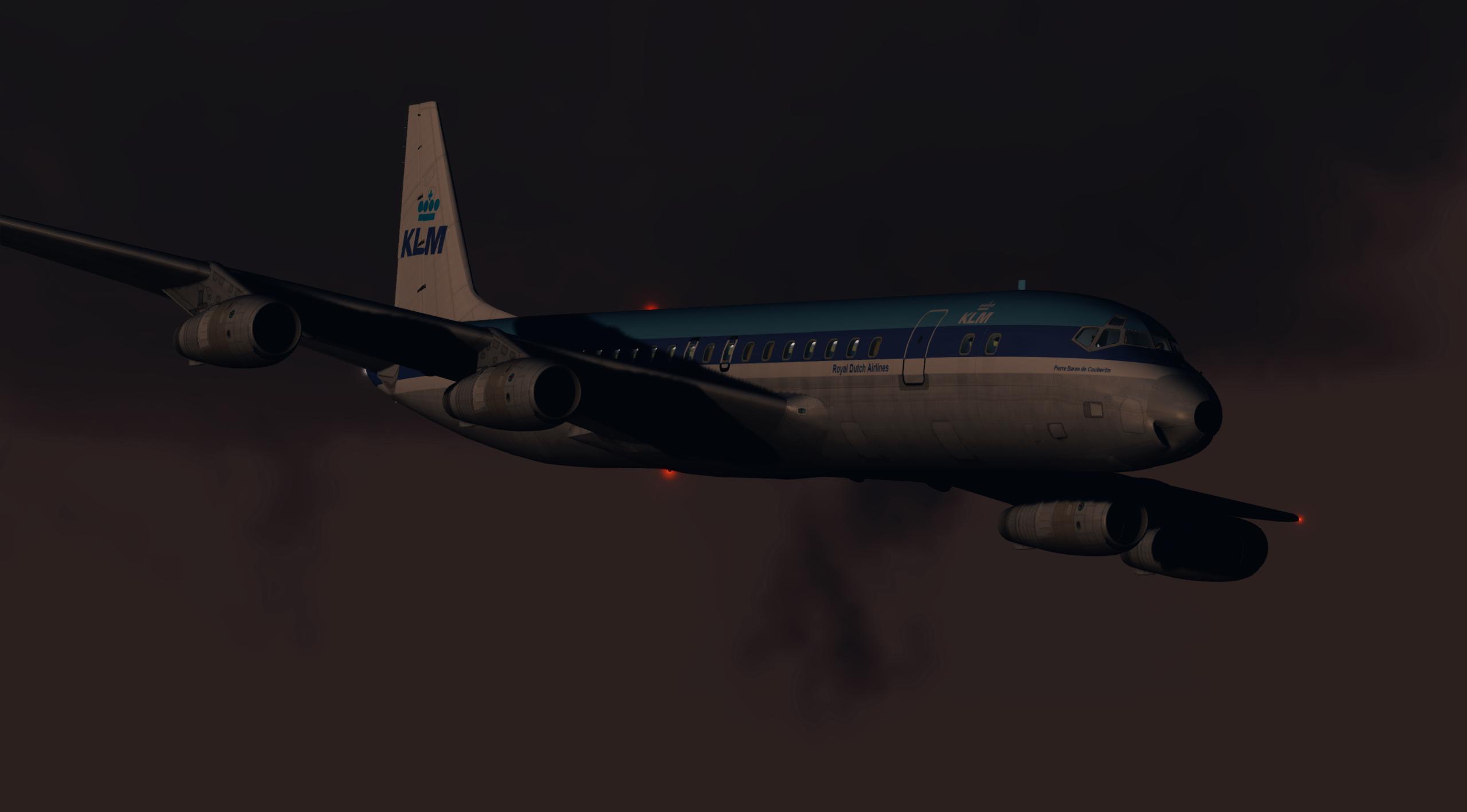DC8 KLM