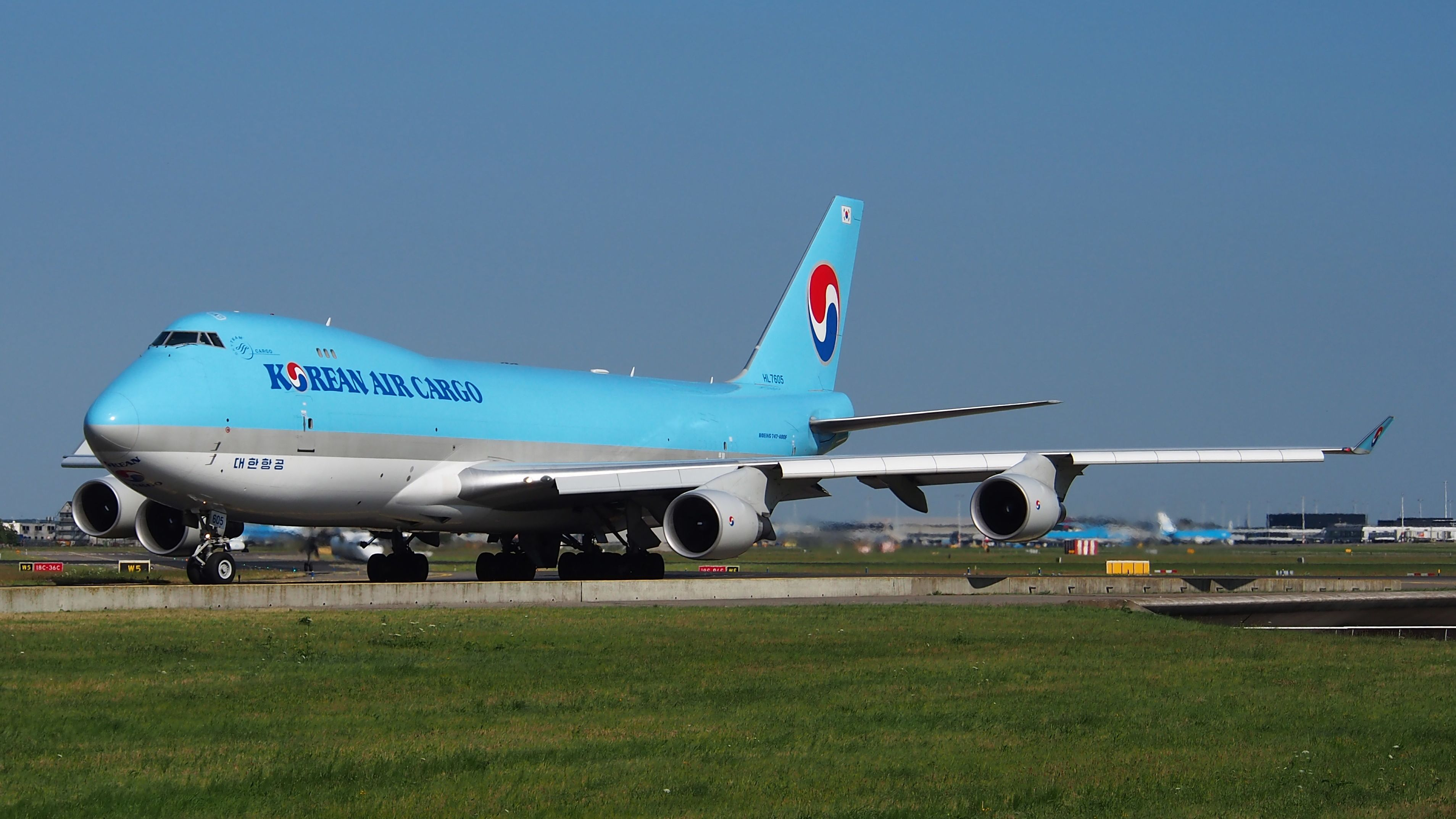 Boeing 747-4B5F(ER)