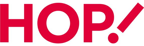 HOP! Logo