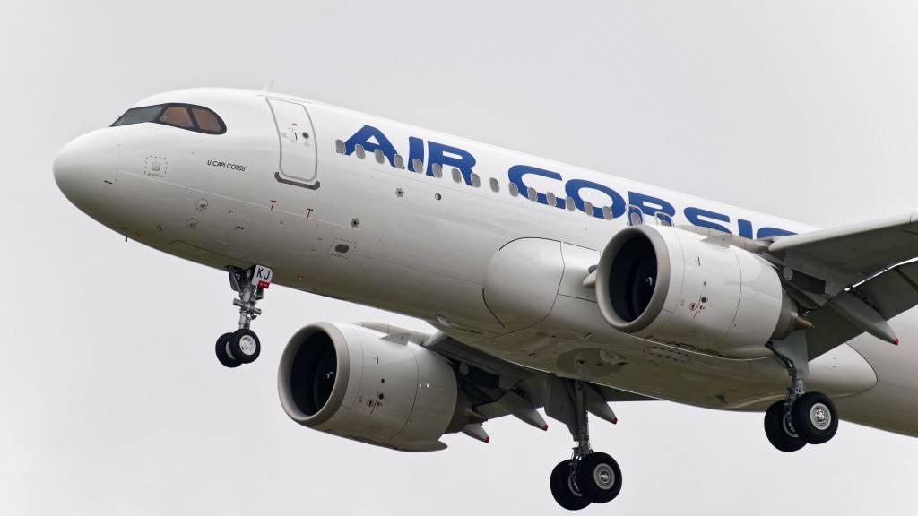 Airbus A320-252N