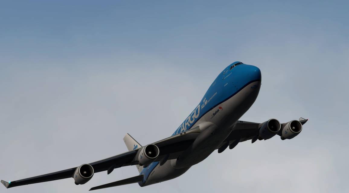 KLM B74F