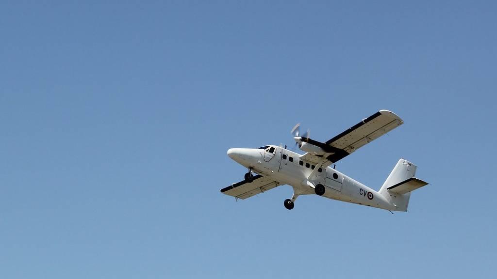 de Havilland Canada DHC-6 Twin Otter (DHC-6-300)