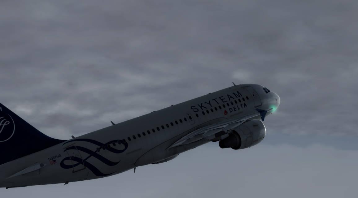 DAL A319