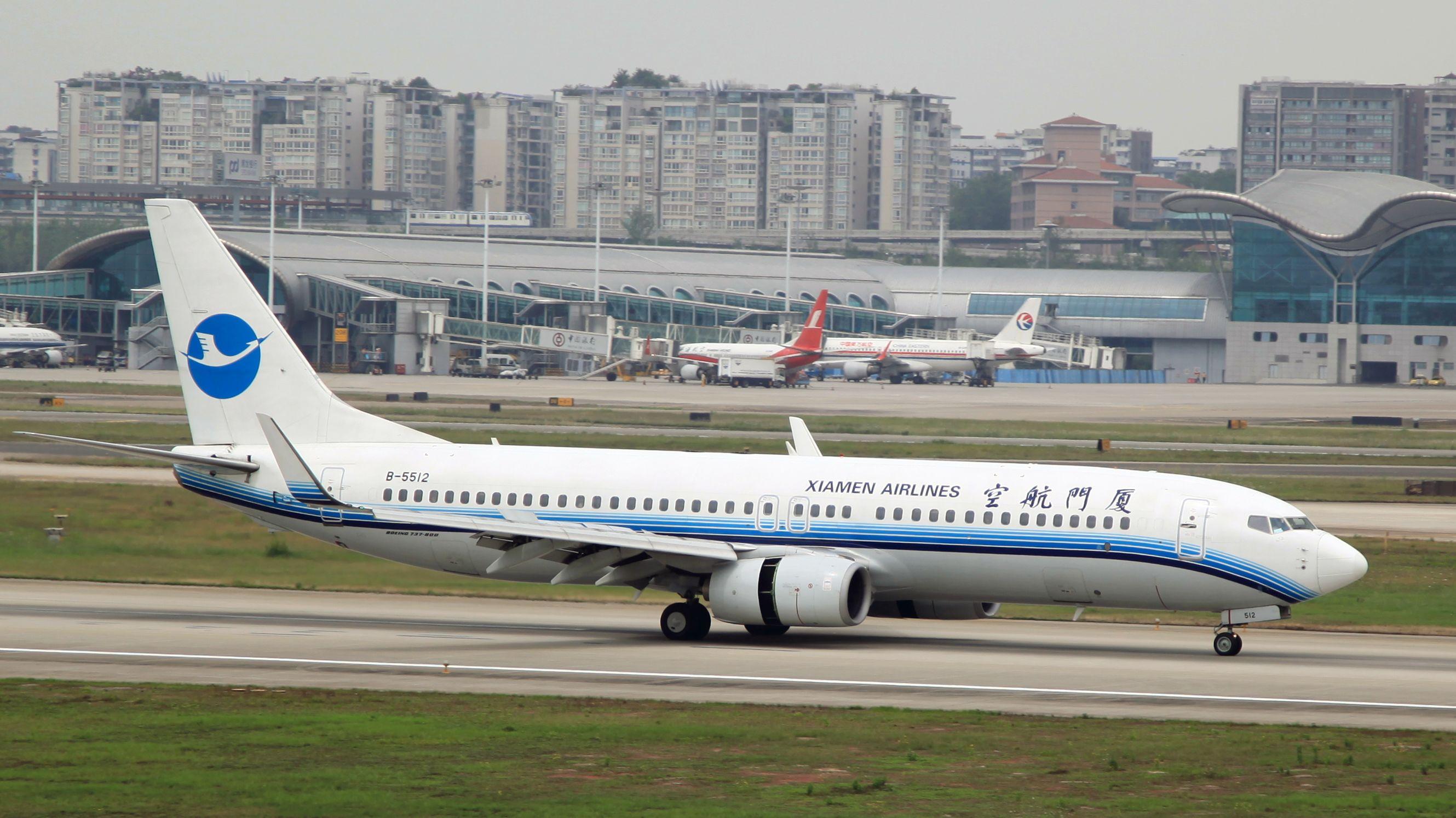 Boeing 737-85C(WL)