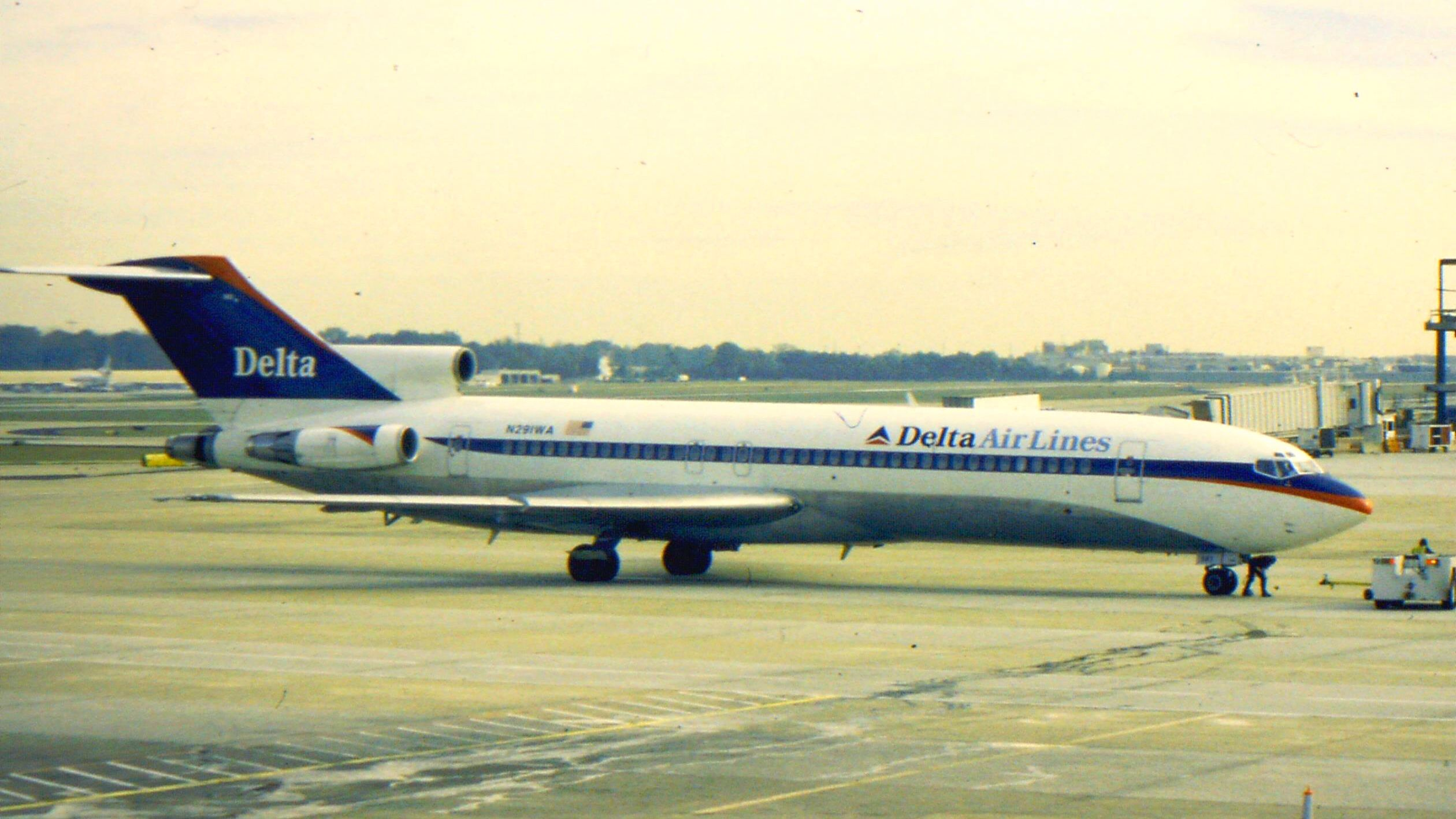 Boeing 727-247 Advanced