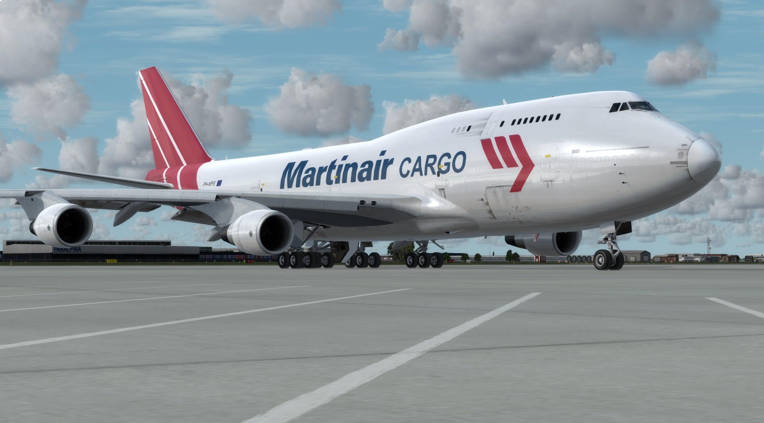 Boeing 747-400BCF