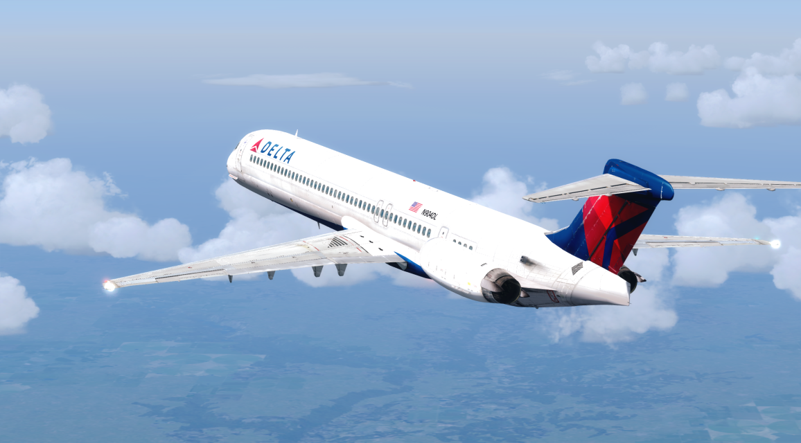 MD90 DAL