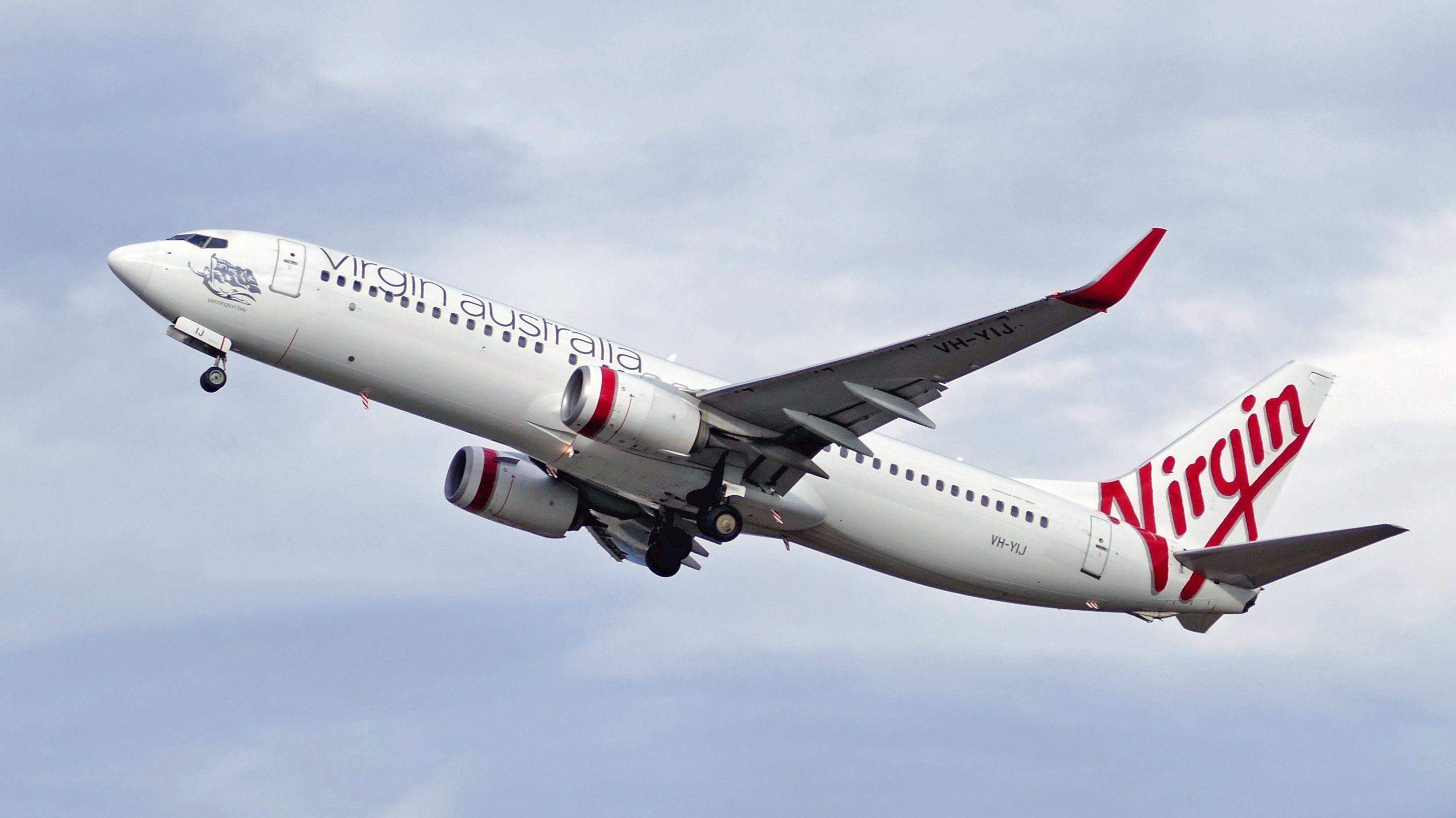 Boeing 737-8FE(WL)