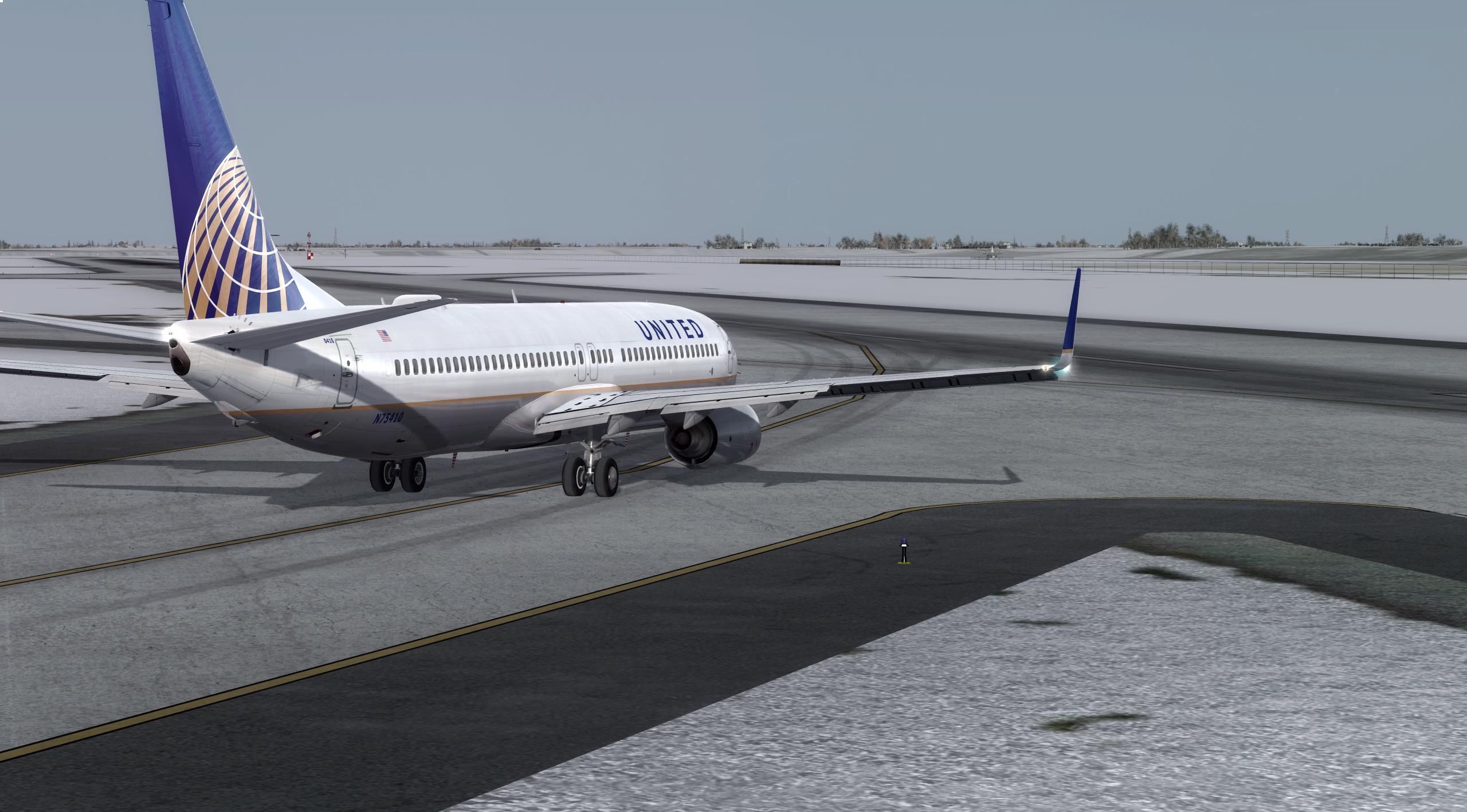 UAL B739